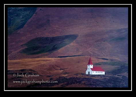 Church in Vik, ©Jack Graham