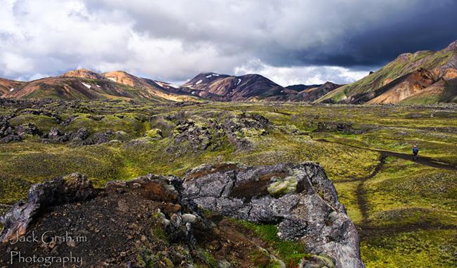 iceland highlands by jack graham