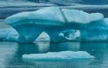 iceland aqua blue ice by jack graham