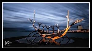 The Sun Voyager, Reykjavik, Iceland