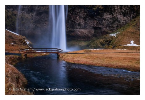 Iceland-Waterfall-bridge-Jan2014