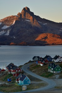 greenland fishing village